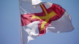 Guernsey Flag