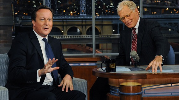 Prime Minister David Cameron is tested on his British history knowledge.