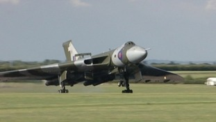 Flight to mark Vulcan bomber 60th anniversary