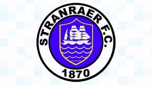 Stranraer FC.