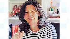 Author Helen Bailey who has been missing for a month