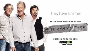 Jeremy Clarkson's new Amazon motoring show has been named