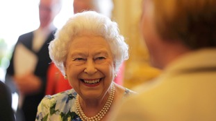 Stars lift lid on the Queen's 90th birthday 'extravaganza' chronicling her life