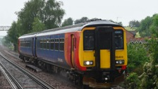 East Midlands train