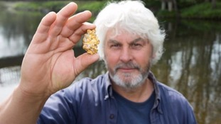 A gold prospector from Norfolk has found Britain's biggest ever nugget. In Wales