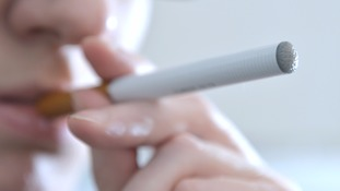 NHS trust lifts vaping ban on hospital grounds