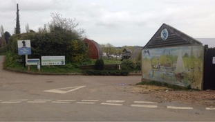 Waveney River Centre where a seven year old girl died