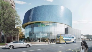 Artist's impressions of Coventry waterpark released