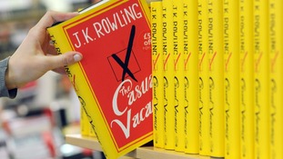 Bookshops opened their doors early today for fans to get their hands on JK Rowling's first novel for adults.