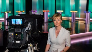 Julie Etchingham will moderate both programmes on ITV.