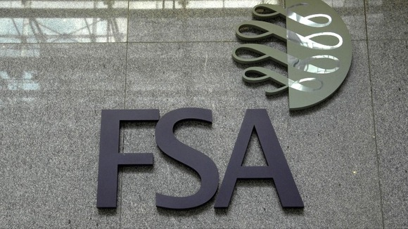 The Financial Services Authority (FSA) published the figures today.