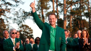 Masters champion Danny Willett back in action