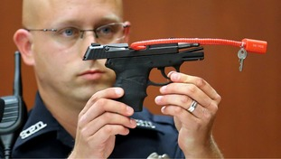'Your opportunity to own a piece of American history': George Zimmerman auctions gun he used to kill Trayvon Martin