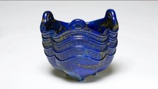 One of the stolen artefacts