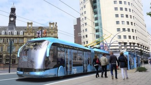 Leeds trolleybus scheme blocked by the government