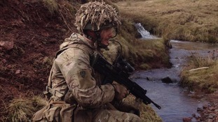 Man appears in court accused of murdering soldier