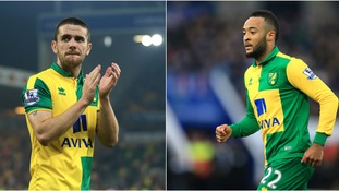 The likes of Robbie Brady (left) and Nathan Redmond (right) are expected to attract interest over the summer.