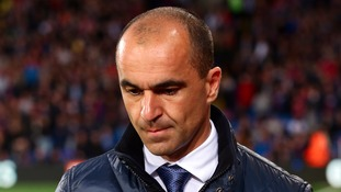 Everton 'sack' manager Roberto Martinez