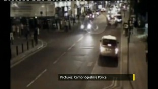 CCTV released of hit and run
