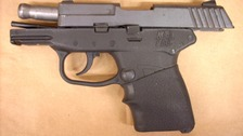 The gun used to kill Trayvon Martin