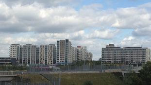 Olympic Park.