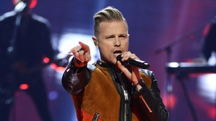 Westlife's Nicky Byrne fails to get Ireland through to Eurovision final