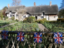 Celebrate Her Majesty the Queen's 90th birthday party in Stratford-upon-Avon this weekend