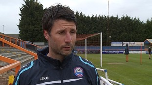 Danny Cowley looks set to take over at Braintree Town.