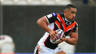 Junior Moors defied doctor's orders to play in the win over Leeds Rhinos