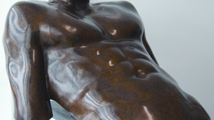 Sculpture of Louis Smith