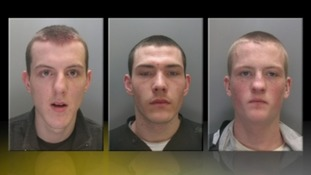 Three men jailed for terrifying rural robbery