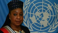 New FIFA Secretary General Fatma Samoura