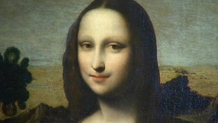 The 'Isleworth Mona Lisa' shows has younger version of  Leonardo da Vinci's muse