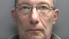 Gary Rolinson was convicted of 13 offences