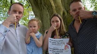 Cystic Fibrosis campaign