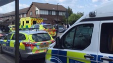 Police witness appeal over Forest Gate double shooting.