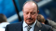Benitez 'agrees to stay' at Newcastle