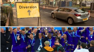 Travel advice ahead of Leicester's victory parade