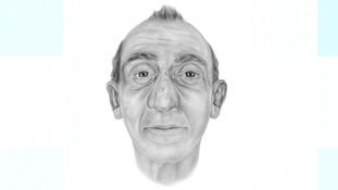 Police release image of mystery man five months after he was found dead