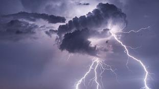 Lightning strikes 'kill 64 people' in Bangladesh