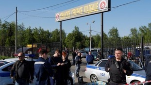 Three die and 23 injured in mass brawl at Moscow cemetery