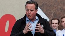 Mr Cameron describes himself as 'unashamedly pro-adoption'