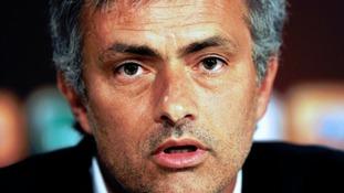 Real Madrid manager Jose Mourinho Credit: SR/SAP