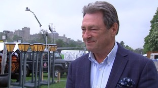 Alan Titchmarsh will be part of the narrating and compering team.