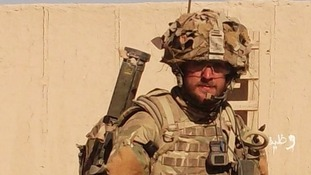 Corporal Sean Jones MC