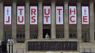 Hillsborough families protest over barrister's award nomination