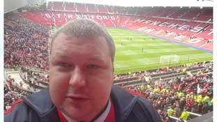 'I'm disappointed but safety has to come first' - Welsh fans evacuated at Old Trafford after suspect package found