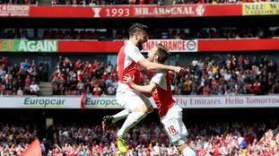 Premier League match report: Arsenal 4-0 Aston Villa