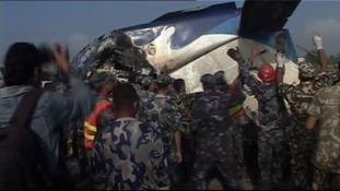 Kathmandu plane crash