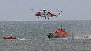 48 people rescued after boat starts taking on water near the Scilly Isles